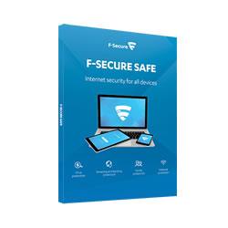 F-Secure Antivirus SAFE Windows, Mac, Android, iOS compare vs. Trace Free