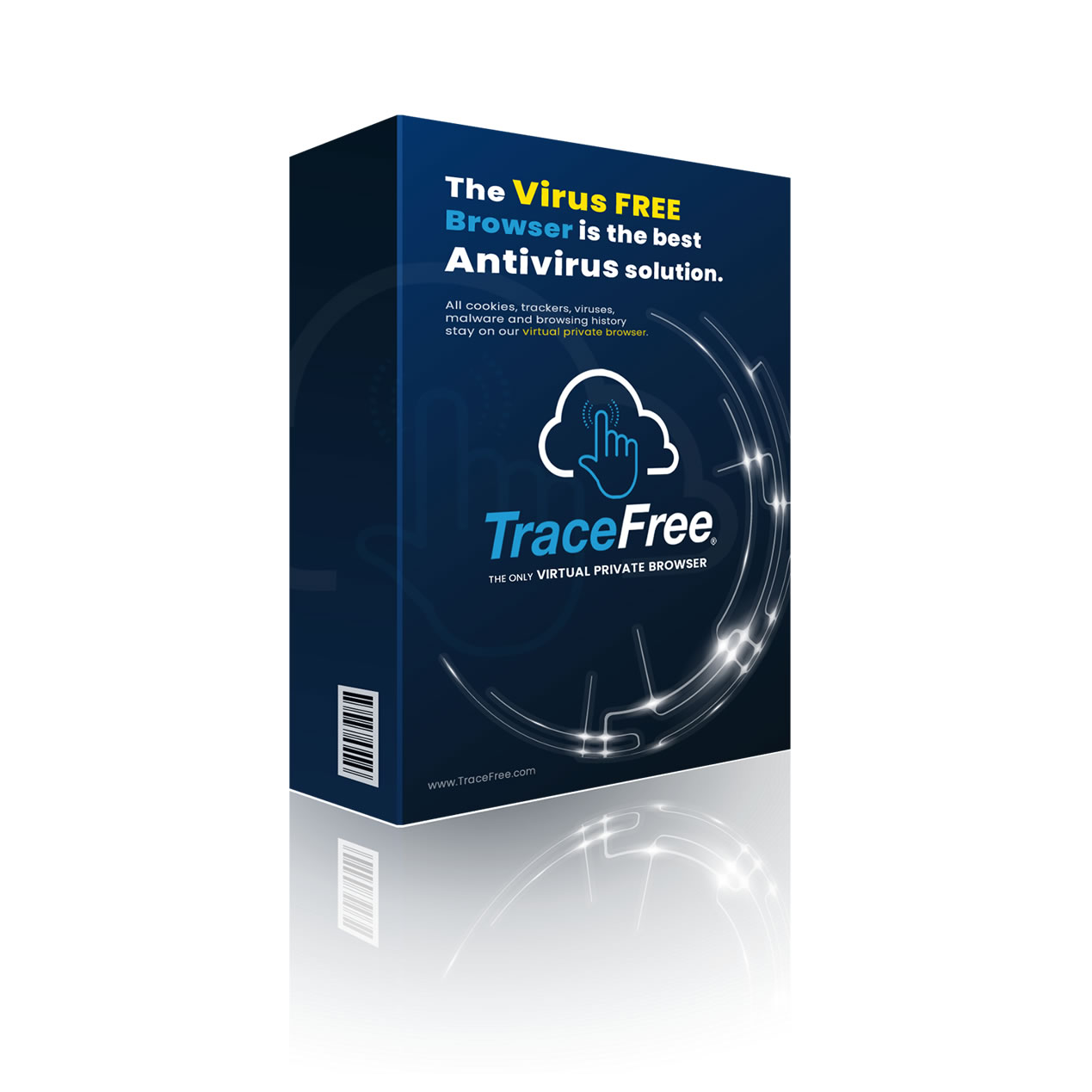 Top Antivirus Solutions According to TechRadar or Compare them to Trace Free the only Virtual Private Browser