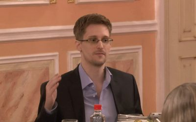 Edward Snowden Says Big Tech Abuses Personal Data