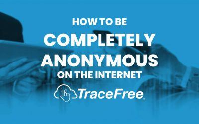 How To Be Completely Anonymous On The Internet