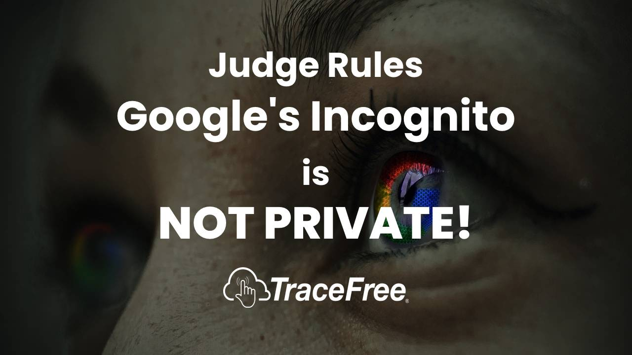 google incognito is not private